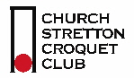 Church Stretton Croquet prof logo